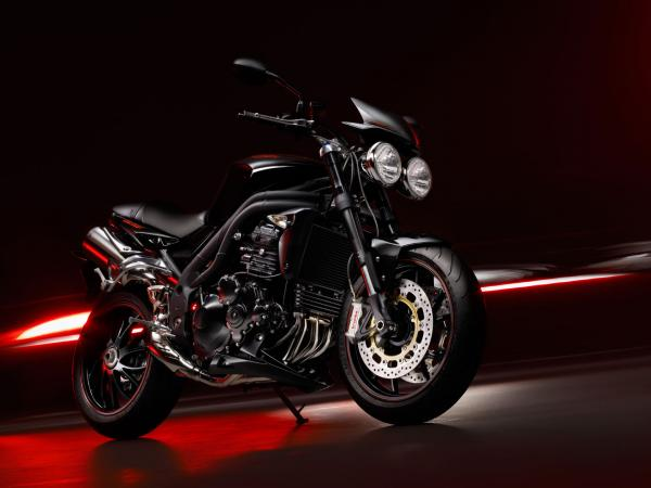2011 Triumph Speed Triple SE