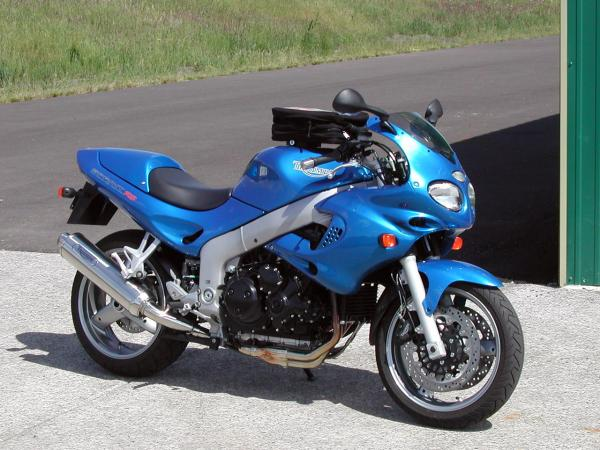 2004 Triumph Sprint RS