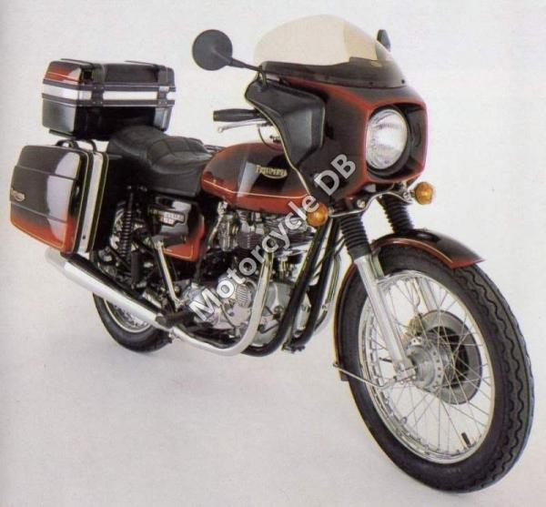 1981 Triumph T140 ES Bonneville Royal Limited Edition (Eureopean)