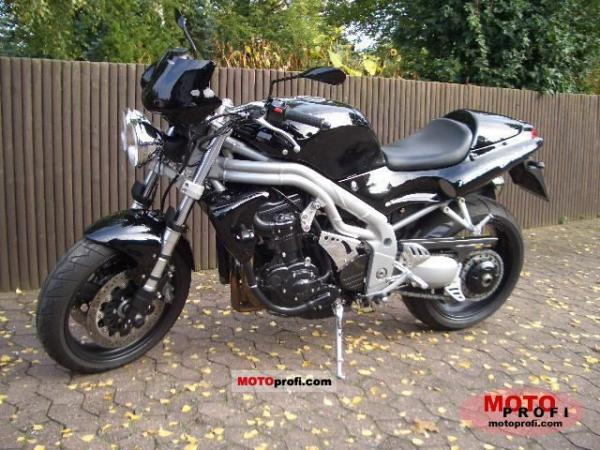 1998 Triumph T509 Speed Triple