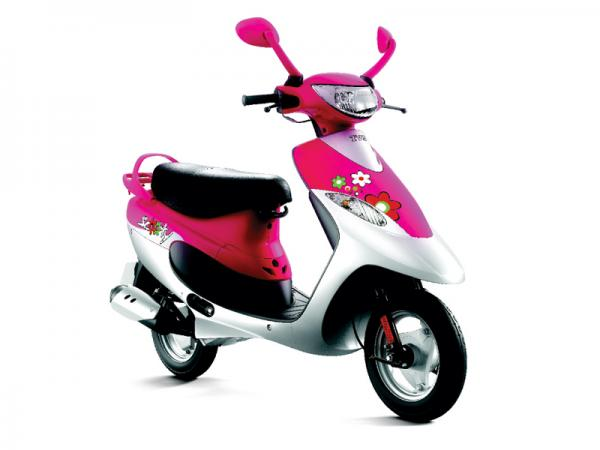 TVS Scooty PEP Plus 2011 #1
