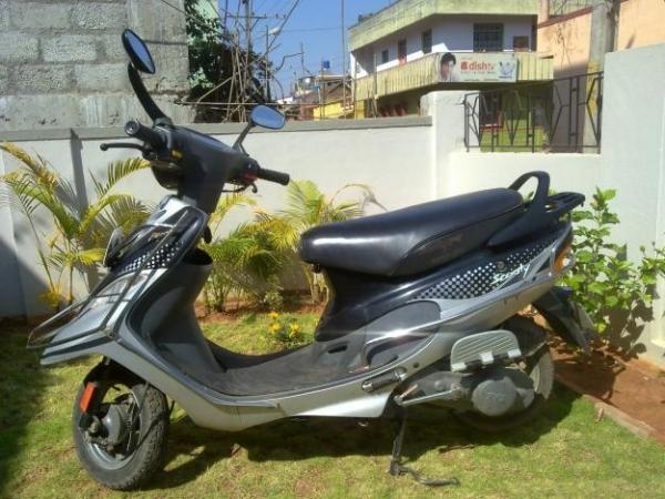 2011 TVS Scooty Pep Plus