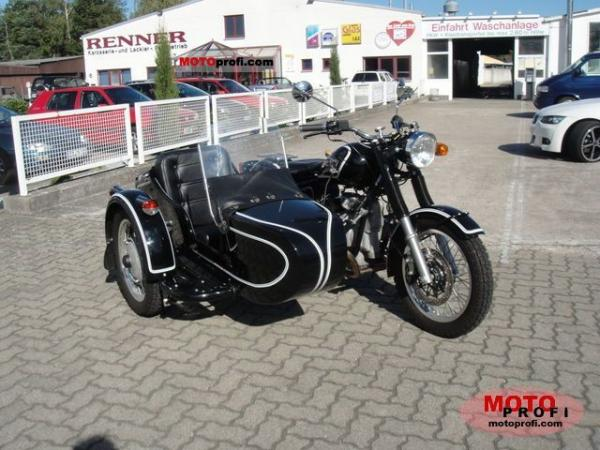 2011 Ural Cross TWD