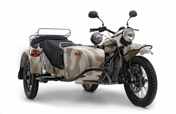 2007 Ural Gear Up 750