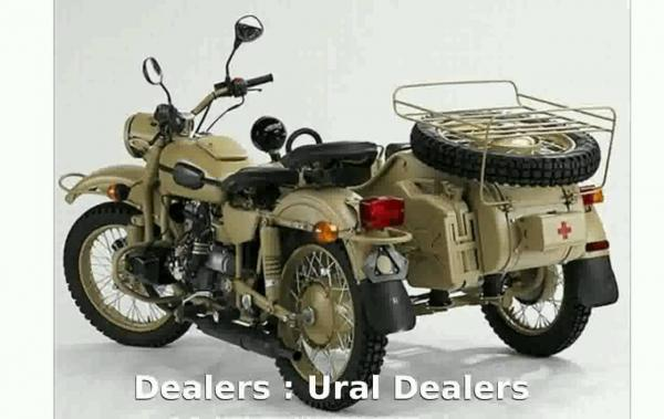 2010 Ural Gear Up 750