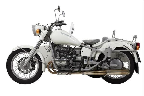 Ural Snow Leopard Limited Edition
