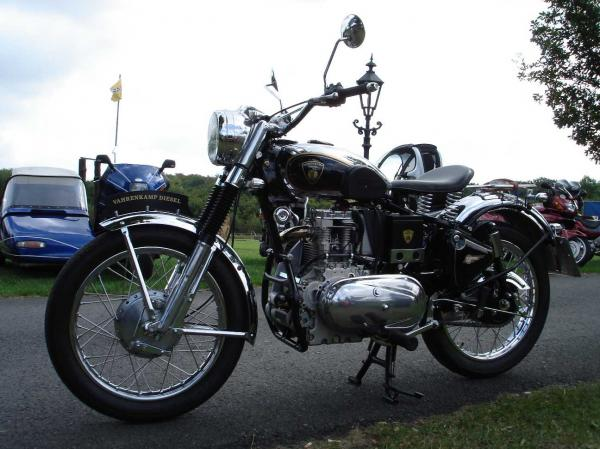 Vahrenkamp Motorcycles #1