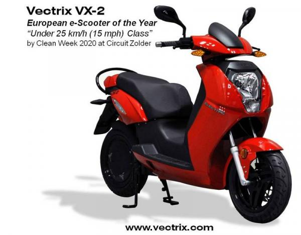 2010 Vectrix VX-1