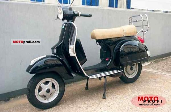 2008 vespa px 125 moto zombdrive com. Black Bedroom Furniture Sets. Home Design Ideas