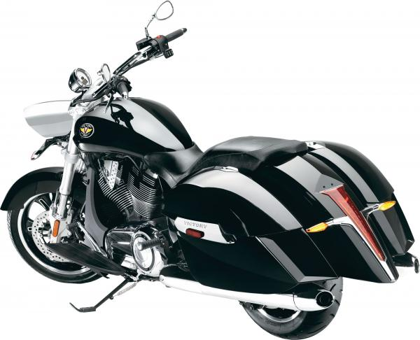 2012 Victory Cross Roads Delux