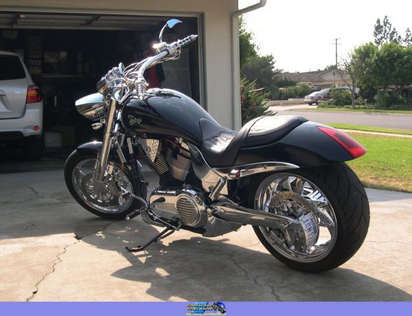 2007 Victory Hammer