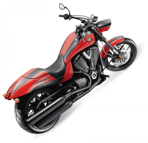 2011 Victory Hammer S