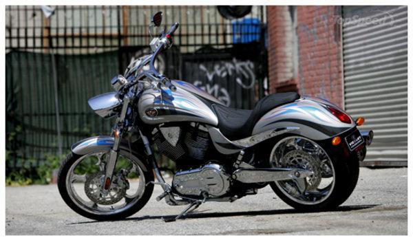 2007 Victory Ness Signature Series