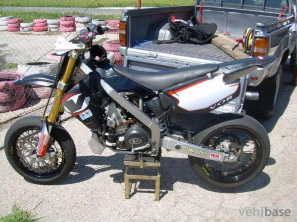 VOR SM-RC 450 Supermotard