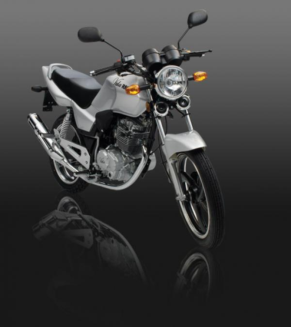 Vuka RM 125, a new leader of South African market