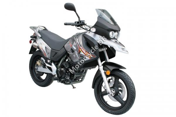 2010 Xingyue XY 400Y-2 Dirt Bike
