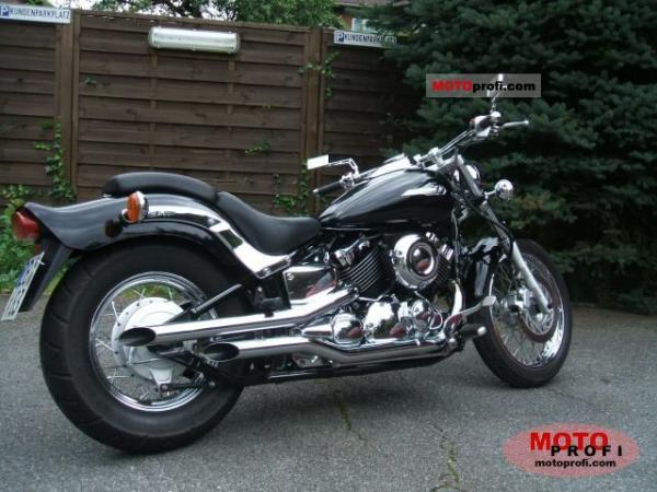 2002 Yamaha Drag Star Four