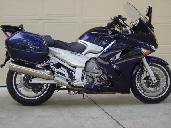 2006 Yamaha FJR 1300 AS