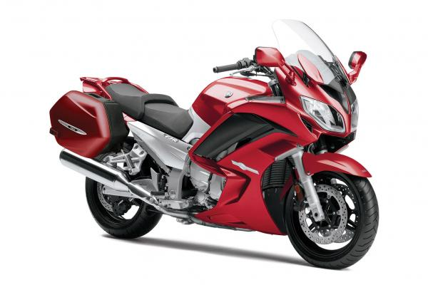 2014 Yamaha FJR 1300 AS