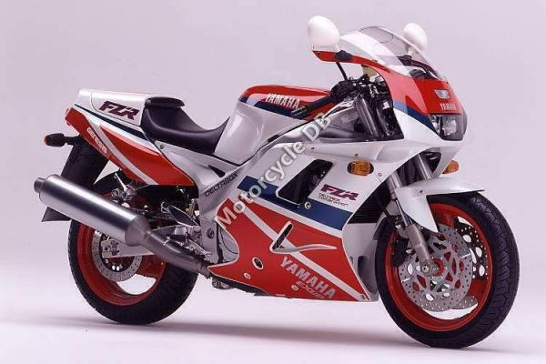 1991 Yamaha FZR 750 R (reduced effect)