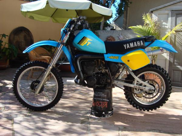 Yamaha IT465