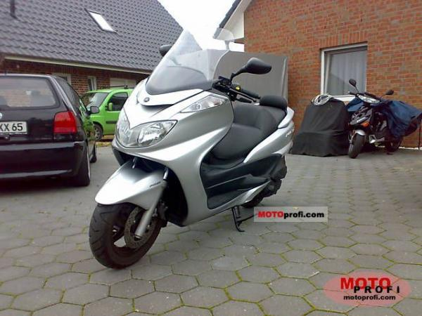 Yamaha Majesty 400 ABS 2010 #1