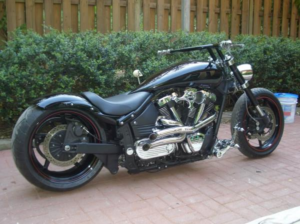 2007 Yamaha Midnight Warrior