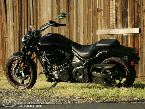 Yamaha Midnight Warrior