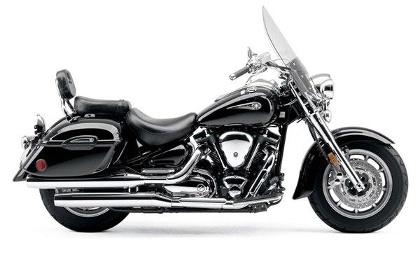 2007 Yamaha Road Star Midnight