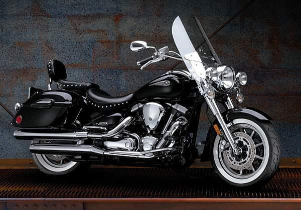 Yamaha Road Star Midnight Silverado 1700 2005 #1