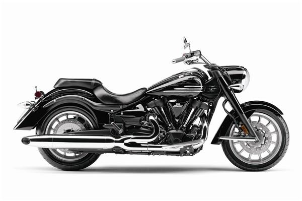 2009 Yamaha Roadliner Midnight