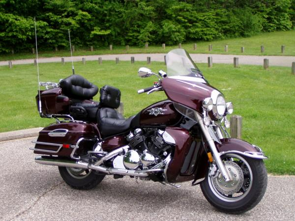 Yamaha Royal Star Venture 2009 #1