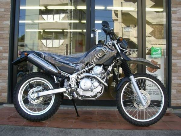 2011 Yamaha Serow 250 25th Anniversary Special
