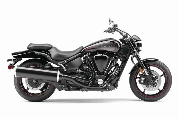 2011 Yamaha Star Midnight Warrior