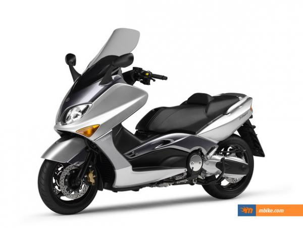 2007 Yamaha TMAX 500 Special Edition