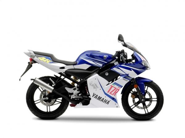 2008 Yamaha TZR 50 Race Replica