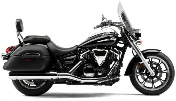Yamaha V Star 950 Tourer 2010 #1