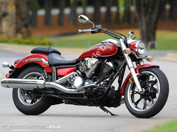 2012 Yamaha V Star Custom