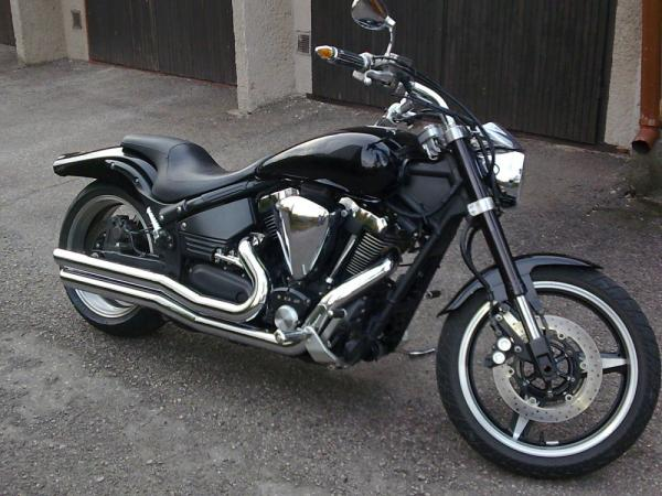 2008 Yamaha Warrior