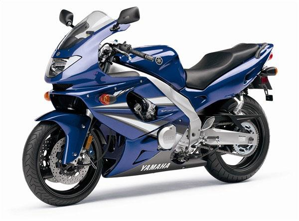 2007 Yamaha Why