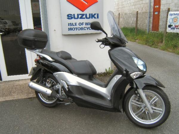 2007 Yamaha X-City