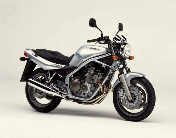 Yamaha XJ 600 N Diversion
