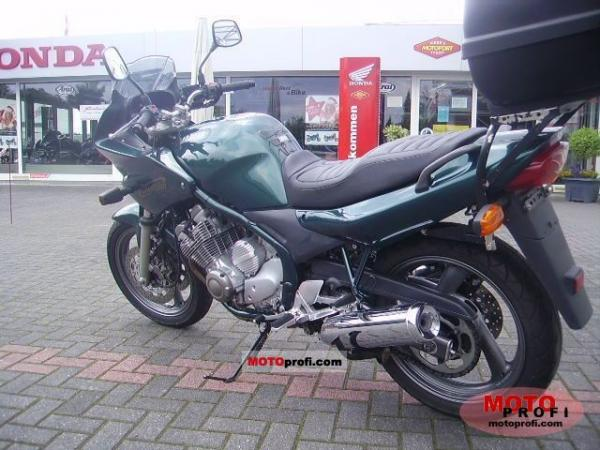2001 Yamaha XJ 600 S Diversion
