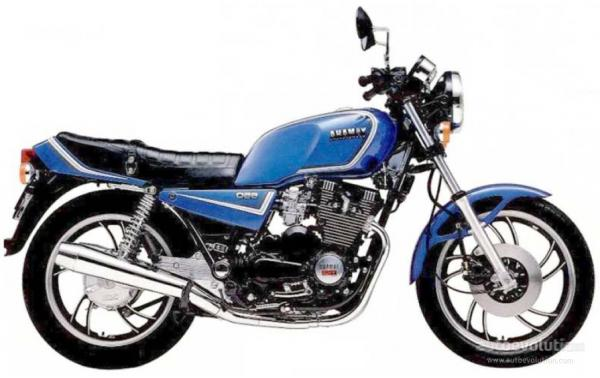 1985 Yamaha XJ 650 Turbo