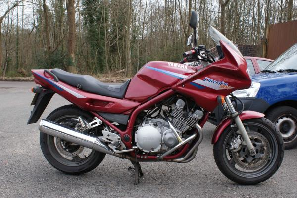 1996 Yamaha XJ 900 S Diversion
