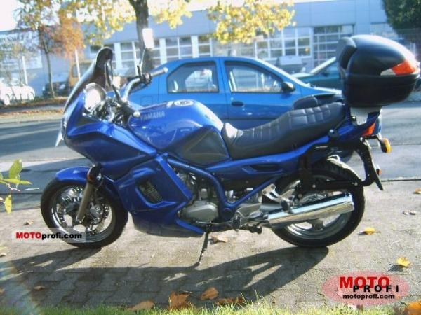 1997 Yamaha XJ 900 S Diversion