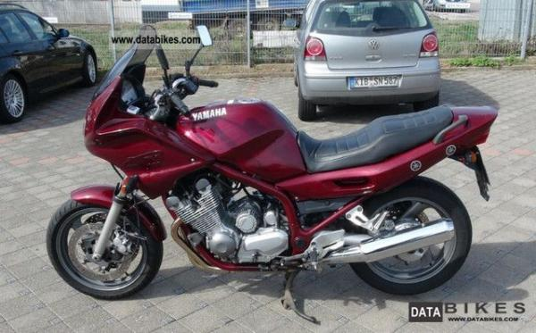 1998 Yamaha XJ 900 S Diversion