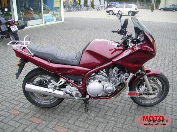 2000 Yamaha XJ 900 S Diversion
