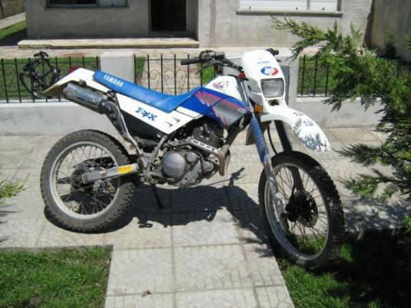1996 Yamaha XT 225 Serow