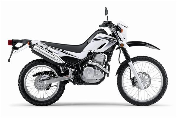 Yamaha XT 250 (reduced effect)